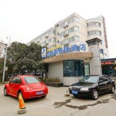 Отель Jialili Hotel (Xi'an Software Park Gaoxin Hospital) Китай, Сиань - отзывы, цены и фото номеров - забронировать отель Jialili Hotel (Xi'an Software Park Gaoxin Hospital) онлайн парковка
