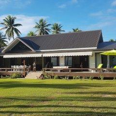 Отель Villa Tiarenui гостиничный бар