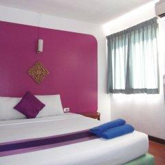 Отель Sawasdee Bangkok Inn комната для гостей фото 2