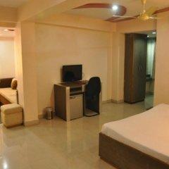 Отель Grand Arjun Индия, Райпур - отзывы, цены и фото номеров - забронировать отель Grand Arjun онлайн удобства в номере фото 2