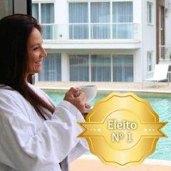 Отель Obidos Lagoon Wellness Retreat фитнесс-зал фото 2