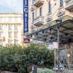 Отель Best Western Plus Hotel Galles Италия, Милан - 13 отзывов об отеле, цены и фото номеров - забронировать отель Best Western Plus Hotel Galles онлайн фото 4