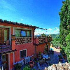 Отель Casa Vania Реггелло балкон