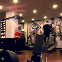 Munich Marriott Hotel фитнесс-зал фото 3