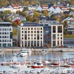 Отель Thon Hotel Nordlys Норвегия, Бодо - отзывы, цены и фото номеров - забронировать отель Thon Hotel Nordlys онлайн пляж
