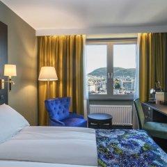 Отель Thon Orion Берген комната для гостей фото 3