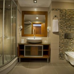 Club Calimera Serra Palace Турция, Сиде - отзывы, цены и фото номеров - забронировать отель Club Calimera Serra Palace онлайн ванная