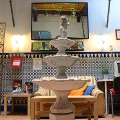 Отель Pensión Lisdos интерьер отеля фото 3