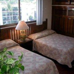 Отель Suites La Siesta Пуэрто-Вальярта комната для гостей фото 5