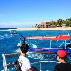 Отель Beachcomber Island Resort Фиджи, Остров Баунти - отзывы, цены и фото номеров - забронировать отель Beachcomber Island Resort онлайн приотельная территория