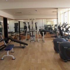 Corp Executive Hotel Doha Suites фитнесс-зал