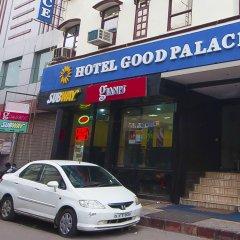Hotel Good Palace городской автобус