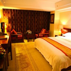 Отель Xian Yanta International Hotel Китай, Сиань - отзывы, цены и фото номеров - забронировать отель Xian Yanta International Hotel онлайн комната для гостей фото 2