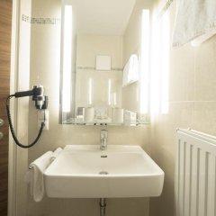 Отель Guter Hirte Австрия, Зальцбург - отзывы, цены и фото номеров - забронировать отель Guter Hirte онлайн ванная