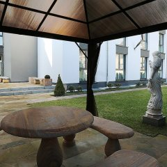 Отель NAAM Apartment Frankfurt City-Messe Airport Германия, Франкфурт-на-Майне - отзывы, цены и фото номеров - забронировать отель NAAM Apartment Frankfurt City-Messe Airport онлайн фото 9