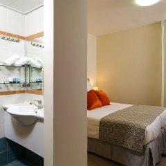 Отель Sepharadic House Иерусалим ванная