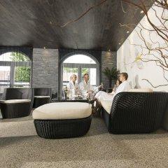 Отель Best Western Hotel Scheelsminde Дания, Алборг - отзывы, цены и фото номеров - забронировать отель Best Western Hotel Scheelsminde онлайн интерьер отеля