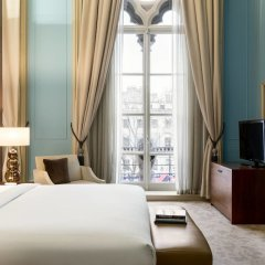 St. Pancras Renaissance Hotel London комната для гостей фото 6