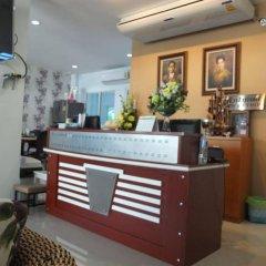 Апартаменты Kaewfathip Apartment Паттайя интерьер отеля фото 3
