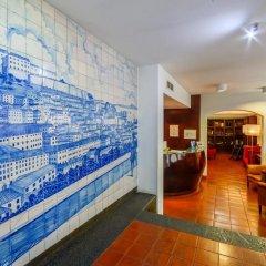Отель Principe Real Лиссабон интерьер отеля