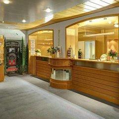 Отель Wald - & Sporthotel Festenburg интерьер отеля