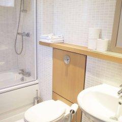 Отель Dreamhouse Apartments Edinburgh City Centre Великобритания, Эдинбург - отзывы, цены и фото номеров - забронировать отель Dreamhouse Apartments Edinburgh City Centre онлайн ванная фото 2