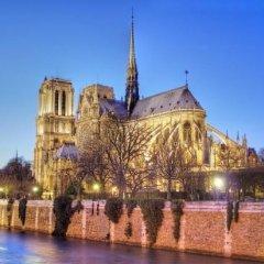 Отель Cujas Pantheon Франция, Париж - отзывы, цены и фото номеров - забронировать отель Cujas Pantheon онлайн приотельная территория фото 2