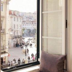 Отель Lisbon Story Guesthouse балкон