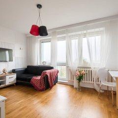 Апартаменты P&O Apartments Stegny Варшава комната для гостей