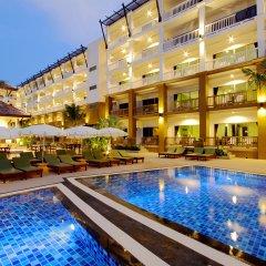 Отель Kata Sea Breeze Resort бассейн