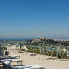 St George Lycabettus Hotel пляж фото 2