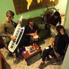 Хостел Moda Турция, Стамбул - отзывы, цены и фото номеров - забронировать отель Хостел Moda онлайн питание фото 2