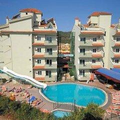 Отель Golden Orange Apart Мармарис бассейн