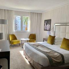 Отель Hôtel Le Canberra - Hôtels Ocre et Azur Франция, Канны - 2 отзыва об отеле, цены и фото номеров - забронировать отель Hôtel Le Canberra - Hôtels Ocre et Azur онлайн комната для гостей фото 4