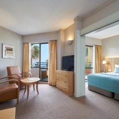 Отель Suite Hotel Eden Mar Португалия, Фуншал - отзывы, цены и фото номеров - забронировать отель Suite Hotel Eden Mar онлайн комната для гостей фото 4