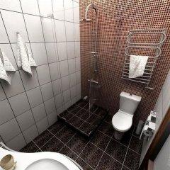 Гостиница Мегаполис ванная фото 3