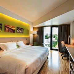 Отель Hilton Garden Inn Venice Mestre San Giuliano 4* Улучшенный номер с двуспальной кроватью