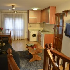 Отель Apartamentos Spa Cantabria Infinita в номере фото 2