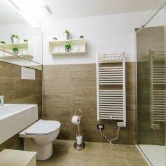 Отель Welc-oM Daniel's Италия, Сельваццано Дентро - отзывы, цены и фото номеров - забронировать отель Welc-oM Daniel's онлайн ванная фото 2