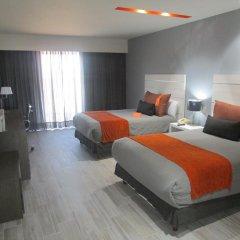 Отель Real Inn Perinorte Тлальнепантла-де-Бас комната для гостей фото 5
