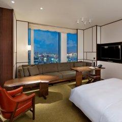 Отель Andaz Tokyo Toranomon Hills - a concept by Hyatt Япония, Токио - 1 отзыв об отеле, цены и фото номеров - забронировать отель Andaz Tokyo Toranomon Hills - a concept by Hyatt онлайн комната для гостей фото 4