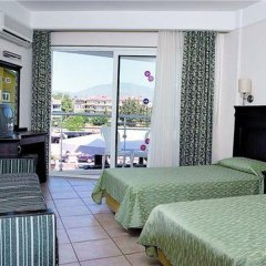 Ideal Pearl Hotel - All Inclusive - Adults Only комната для гостей фото 5