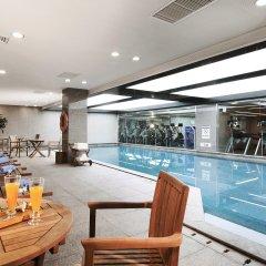 Отель Fraser Place Central Seoul Южная Корея, Сеул - отзывы, цены и фото номеров - забронировать отель Fraser Place Central Seoul онлайн бассейн