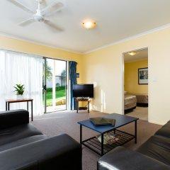 Отель elliotts kapiti coast motor lodge комната для гостей фото 3