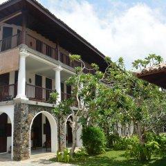 Отель The Heritage Galle Fort Шри-Ланка, Галле - отзывы, цены и фото номеров - забронировать отель The Heritage Galle Fort онлайн вид на фасад