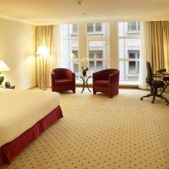 Отель Hilton Antwerp Old Town Бельгия, Антверпен - 1 отзыв об отеле, цены и фото номеров - забронировать отель Hilton Antwerp Old Town онлайн комната для гостей фото 5