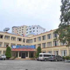 Bien Dong Hotel Halong парковка