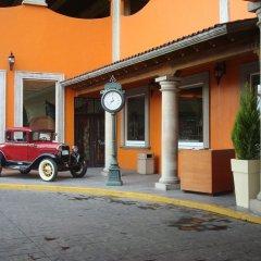 Отель Holiday Inn Ciudad De Mexico Perinorte Тлальнепантла-де-Бас
