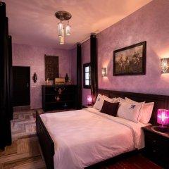 Отель Riad Ksar Aylan Марокко, Уарзазат - отзывы, цены и фото номеров - забронировать отель Riad Ksar Aylan онлайн комната для гостей фото 3