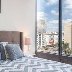 Отель Scdeal Apalo Suites США, Лос-Анджелес - отзывы, цены и фото номеров - забронировать отель Scdeal Apalo Suites онлайн комната для гостей фото 3